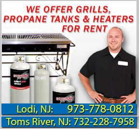 Grill Rentals New Egypt, NJ - Image