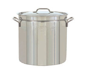 44-Qt. Steam/Boil Stockpot, Lid NJ #1044