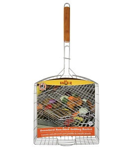 Oversized Non-Stick Grilling Basket NJ #06041X