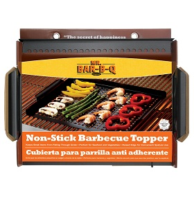 Non-Stick Barbecue Topper NJ #06080X