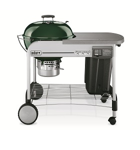 Performer Platinum Charcoal Grill Green NJ #1487001