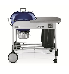 Performer Gold Charcoal Grill Dark Blue NJ #1438001