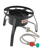HIGH PRESSURE COOKER 14` - Bayou Classic Cookers / Fryers BBQ Grills NJ item 125