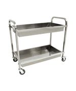 SERVING CART Tray Dimensions: - Accessories For BBQ Grills NJ item 151