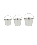 3-PC. BEVERAGE BUCKET SET - Bayou Classic Accessories For BBQ Grills NJ item 780