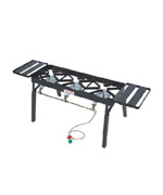 Triple Burner Outdoor Patio Stove - Bayou Classic Cookers / Fryers BBQ Grills NJ item 130