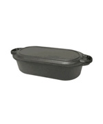 6-Qt. Oval Fryer, Griddle Lid - Bayou Classic Accessories For BBQ Grills NJ item 87