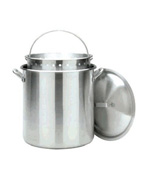 BAYOU BOILERS Stockpot with - Accessories For BBQ Grills NJ item 20