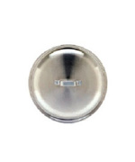 23 in. diameter, fits 18-Gal. - Bayou Classic Accessories For BBQ Grills NJ item 100