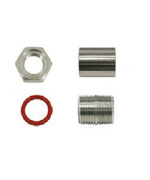 6-PC. BULKHEAD FITTING SET - Accessories For BBQ Grills NJ item 185