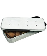 Stainless Steel Smoker Box - Accessories For BBQ Grills NJ item 811