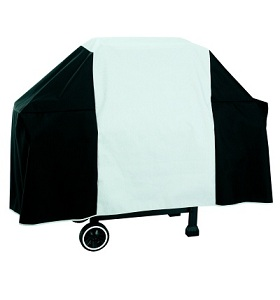 Heavy Duty Polyester 65″ Grill Cover - Accessories For BBQ Grills NJ item 860