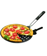 Non-Stick Pizza Grill Pan - Accessories For BBQ Grills NJ item 304