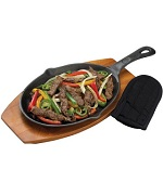 Fajita Pan - Accessories For BBQ Grills NJ item 307