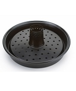 Porcelain/ Non-Stick Multi Roaster and Steamer - Accessories For BBQ Grills NJ item 311