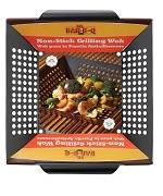 Non-Stick Grilling Wok - Accessories For BBQ Grills NJ item 1074