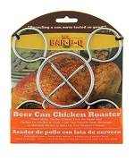 Beer Can Chicken Roaster - Accessories For BBQ Grills NJ item 1083