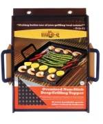 Large Non-Stick Deep Grilling Topper - Mr. Bbq Accessories For BBQ Grills NJ item 1127