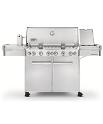 Summit S-670 SS LP - Weber Gas BBQ Grills NJ item 673