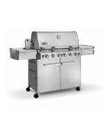 Summit S-670 SS NG - Weber Gas BBQ Grills NJ item 678