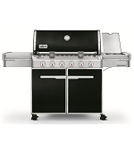 Summit E-620 Black LP - Weber Gas BBQ Grills NJ item 671