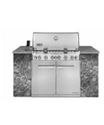 Summit S-660 Built-In SS NG - Weber Gas BBQ Grills NJ item 677