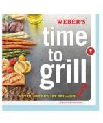 Webers Time To Grill Display - Accessories For BBQ Grills NJ item 474