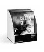 Charcoal Grilling w/ Live Fire Displayer - Accessories For BBQ Grills NJ item 329