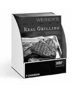 Weber`s Real Grilling Displayer - Accessories For BBQ Grills NJ item 330