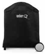 Weber Q Premium Cover - Accessories For BBQ Grills NJ item 396