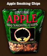 Western Apple Smokin Chip - Wood Chips For BBQ Grills NJ item 138