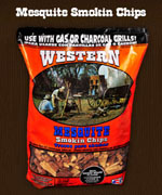 Western Mesquite Smokin Chip - Wood Chips For BBQ Grills NJ item 144