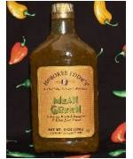 Mean Green - Hoboken Eddies Rubs and Sauces for BBQ Grills NJ item 1160
