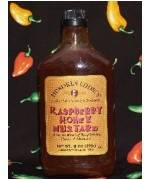 Raspberry Honey Mustard - Hoboken Eddies Rubs and Sauces for BBQ Grills NJ item 1162