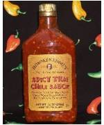 Spicy Thai Chili Sauce - Hoboken Eddies Rubs and Sauces for BBQ Grills NJ item 1168