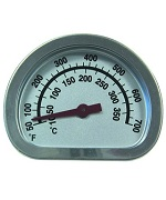 Large Lid Heat Indicator - Accessories For BBQ Grills NJ item 220