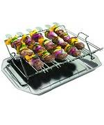 Multi-Function V-Rack Kit - Broil King Accessories For BBQ Grills NJ item 1007